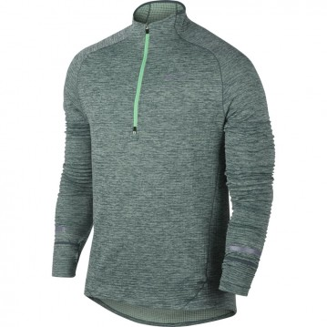 CAMISETA RUNNING NIKE ELEMENT SPHERE HALF-ZIP HOMBRE 683906-392