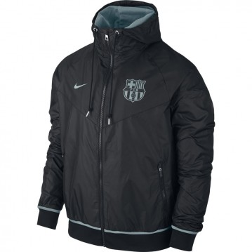 CHAQUETA FÚTBOL FC BARCELONA AUTHENTIC WINDRUNNER HOMBRE 689949-010