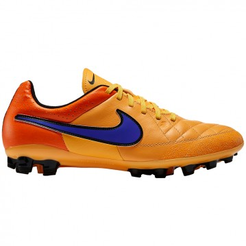 ZAPATILLAS DE FUTBOL NIKE TIEMPO GENIO LEATHER AG-R ADULTO 717141-858