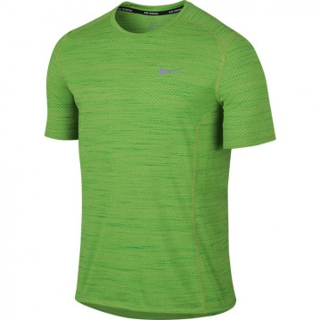 CAMISETA RUNNING NIKE DRI-FIT COOL MILER HOMBRE 718348-313