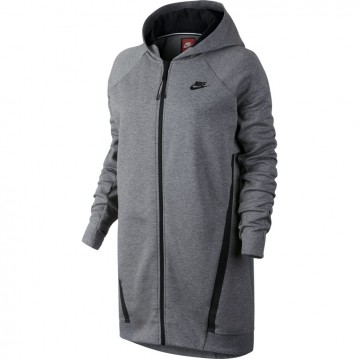 CHAQUETA NIKE TECH FLEECE MESH COCOON 725844-091