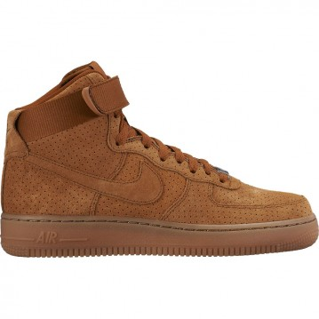 ZAPATILLAS NIKE AIR FORCE 1 HIGH SUEDE MUJER 749266-201