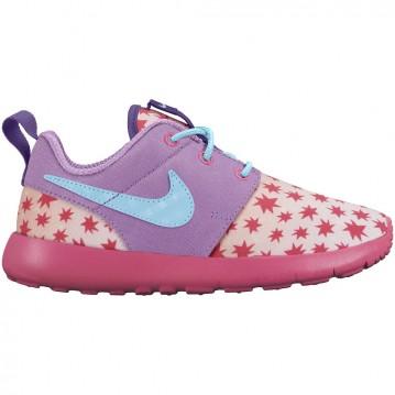 Zapatillas nike roshe one print niña 749347-604