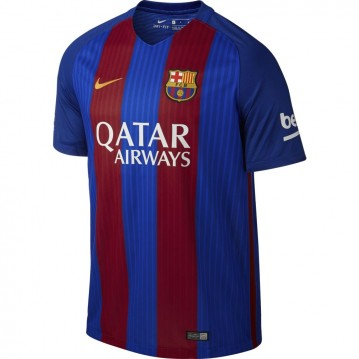 CAMISETA OFICIAL FC BARCELONA PRIMERA EQUIPACIÓN 2016-2017 HOMBRE