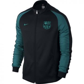 CHAQUETA OFICIAL FC BARCELONA AUTHENTIC N98 HOMBRE