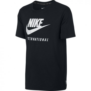 CAMISETA NIKE INTERNATIONAL HOMBRE 803891-010