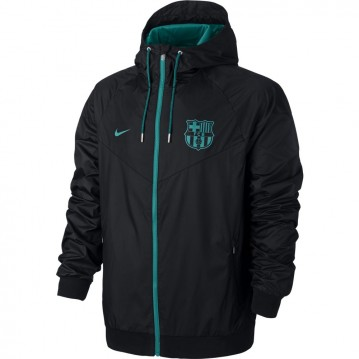 CHAQUETA OFICIAL FC BARCELONA AUTHENTIC WINDRUNNER HOMBRE