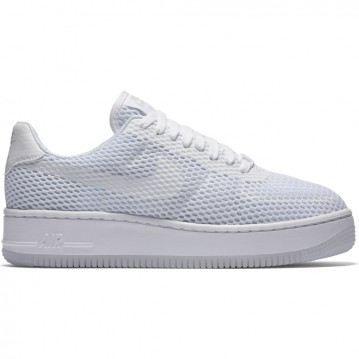 ZAPATILLAS NIKE AIR FORCE 1 LOW UPSTEP BR MUJER 833123-100