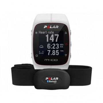 PULSÓMETRO RUNNING CON GPS INCORPORADO Y SEGUIMIENTO DE ACTIVIDAD 24/7 M400