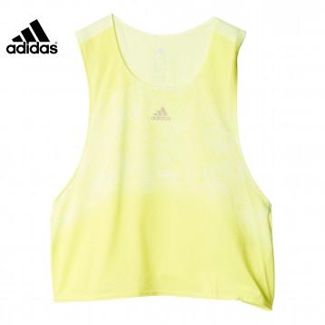Camiseta de corredor adizero climacool mujer AA5273