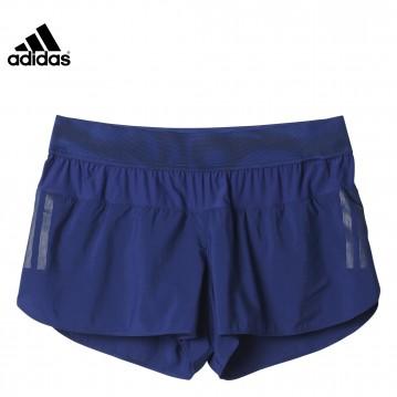 Pantalón corto adidas split adizero climacool mujer AA5276