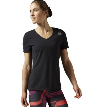 CAMISETA TRAINING WORKOUT READY SUPREMIUM MUJER