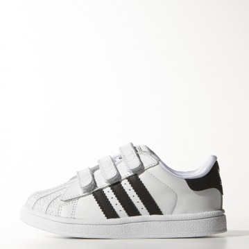 ZAPATILLAS ADIDAS BLANCAS SUPERSTAR 2 CMF G04532