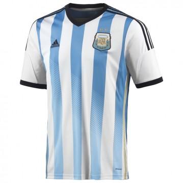 CAMISETA ADIDAS ARGENTINA ADULTO MUNDIAL BRASIL 2014 G74569