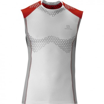 CAMISETA TRAIL RUNNING SALOMON EXO S-LAB L32872200