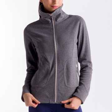 CHAQUETA LOLË WOMEN INTEREST CARDIGAN LSW1191-G292