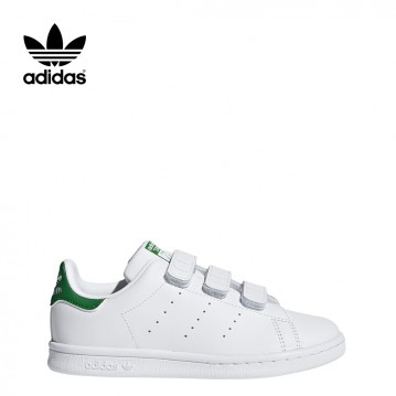 ZAPATILLAS ADIDAS BLANCAS STAN SMITH NIÑO M20607