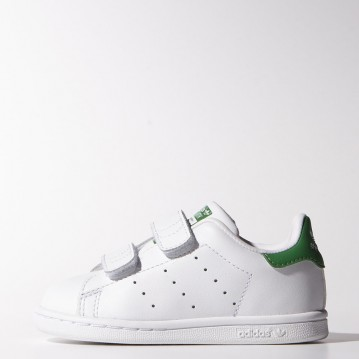 ZAPATILLAS ADIDAS BLANCAS STAN SMITH NIÑO M20609