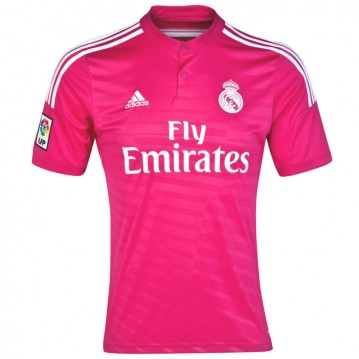 CAMISETA REAL MADRID SEGUNDA EQUIPACIÓN 2014-2015 ADULTO M37315