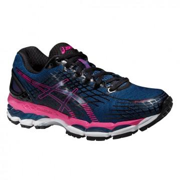 Zapatillas running asics gel nimbus 17 mujer  T557N-5399