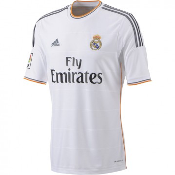 CAMISETA REAL MADRID PRIMERA EQUIPACIÓN 2013-2014 ADULTO Z29356