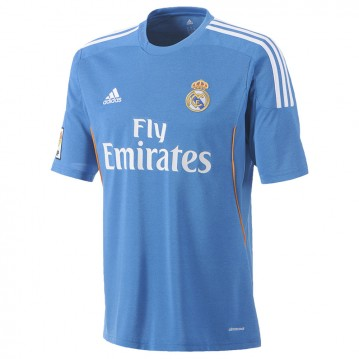 CAMISETA REAL MADRID SEGUNDA EQUIPACIÓN 2013-2014 ADULTO Z29405
