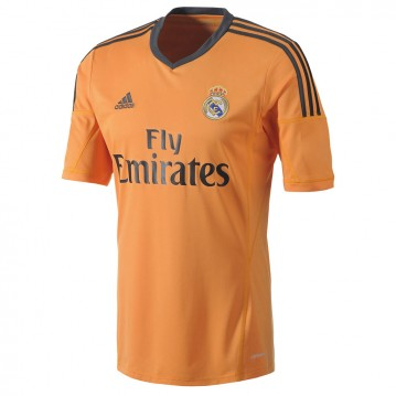 CAMISETA REAL MADRID TERCERA EQUIPACIÓN 2013-2014 ADULTO Z29454