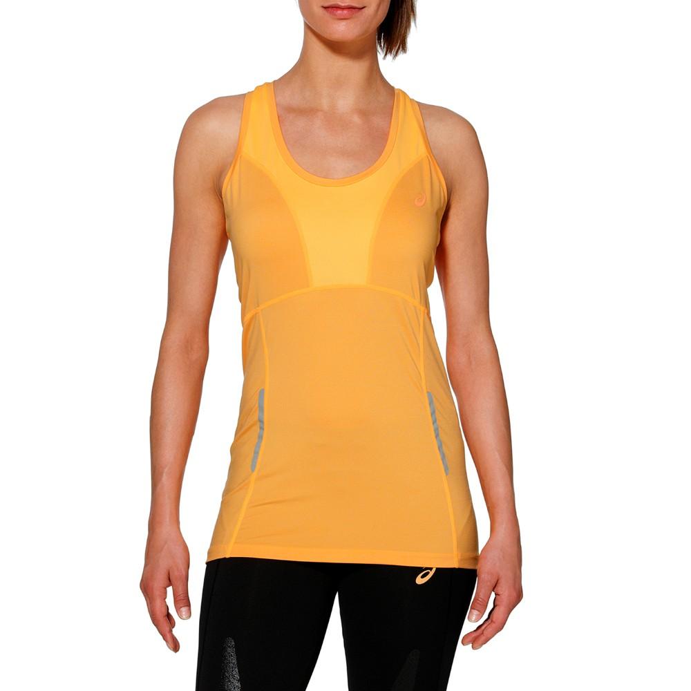 Camiseta 0554 Tirantes Mujer Running 121671 Tank Fujitrail Top Asics Ljq5R34A