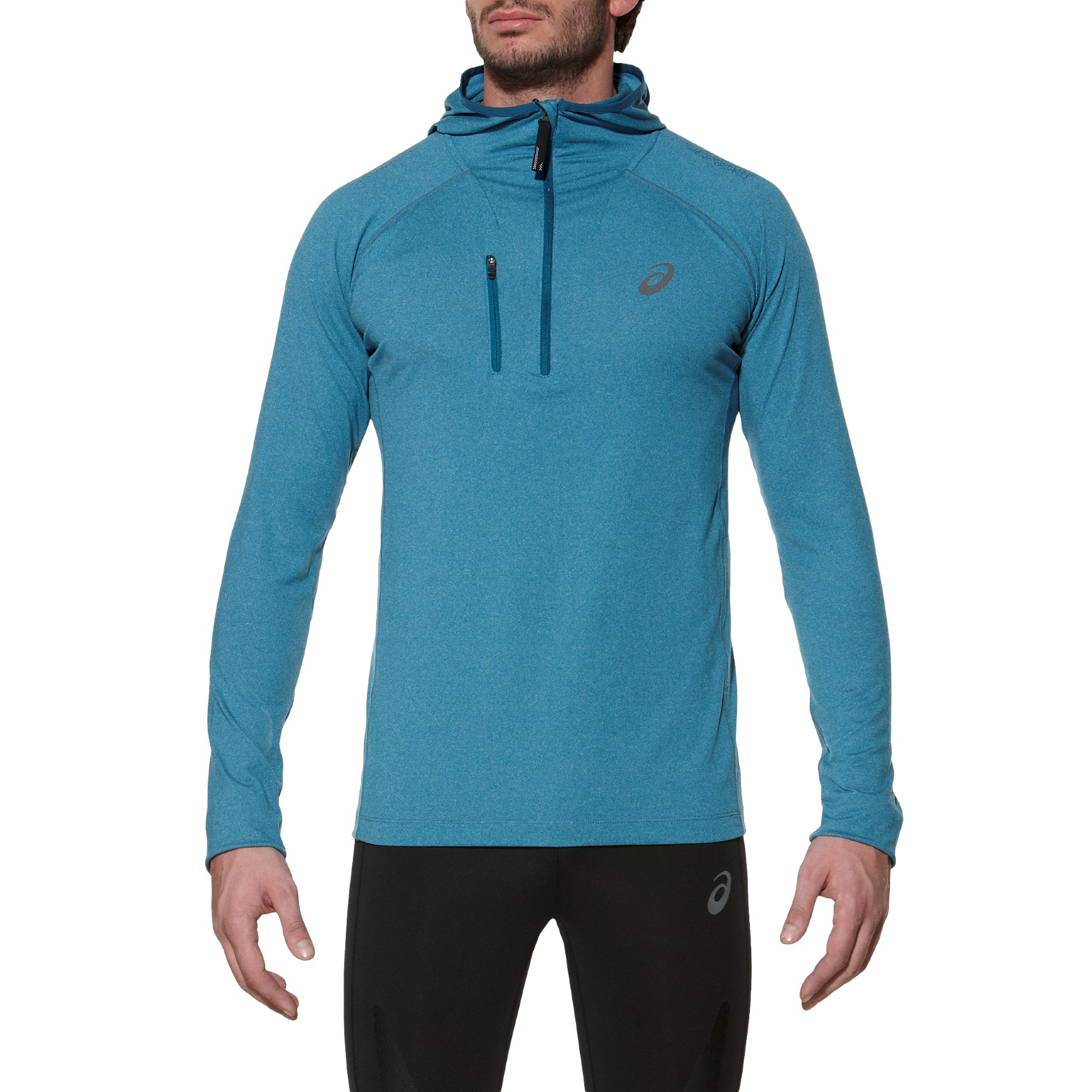 ropa de running asics
