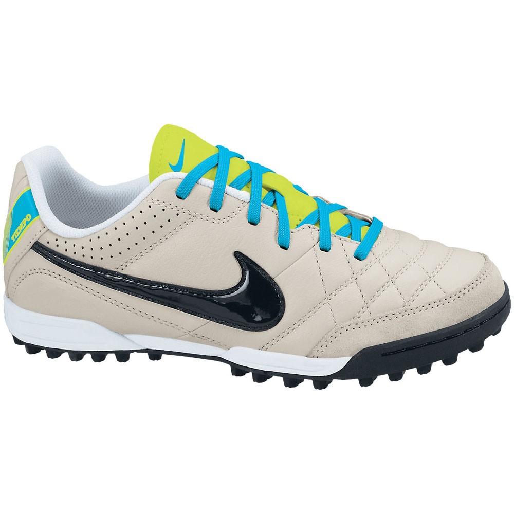 Fútbol Junior Iv Nike Tiempo 001 Natural Tf Leather 509084 Botas hCrQdts