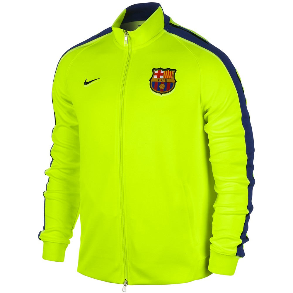 Adulto N98 Nike Barcelona 702 Authentic Fc 607710 Chaqueta 7qX1IFwF 80652873354