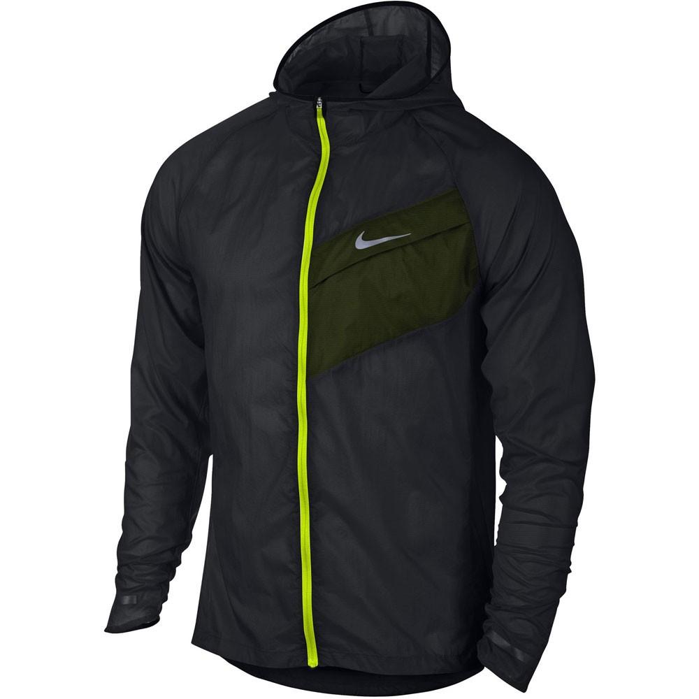 Hombre Impossibly Nike Running 620057 010 Light Chaqueta xqZa8wZ