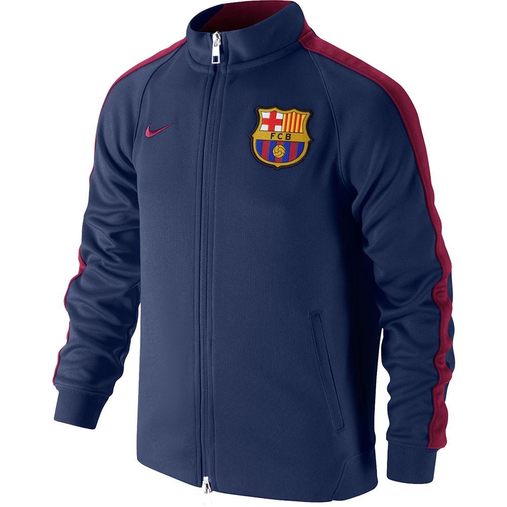 CHAQUETA NIKE FC BARCELONA AUTHENTIC N98 NIÑO 620293-421 dba9c502826a9