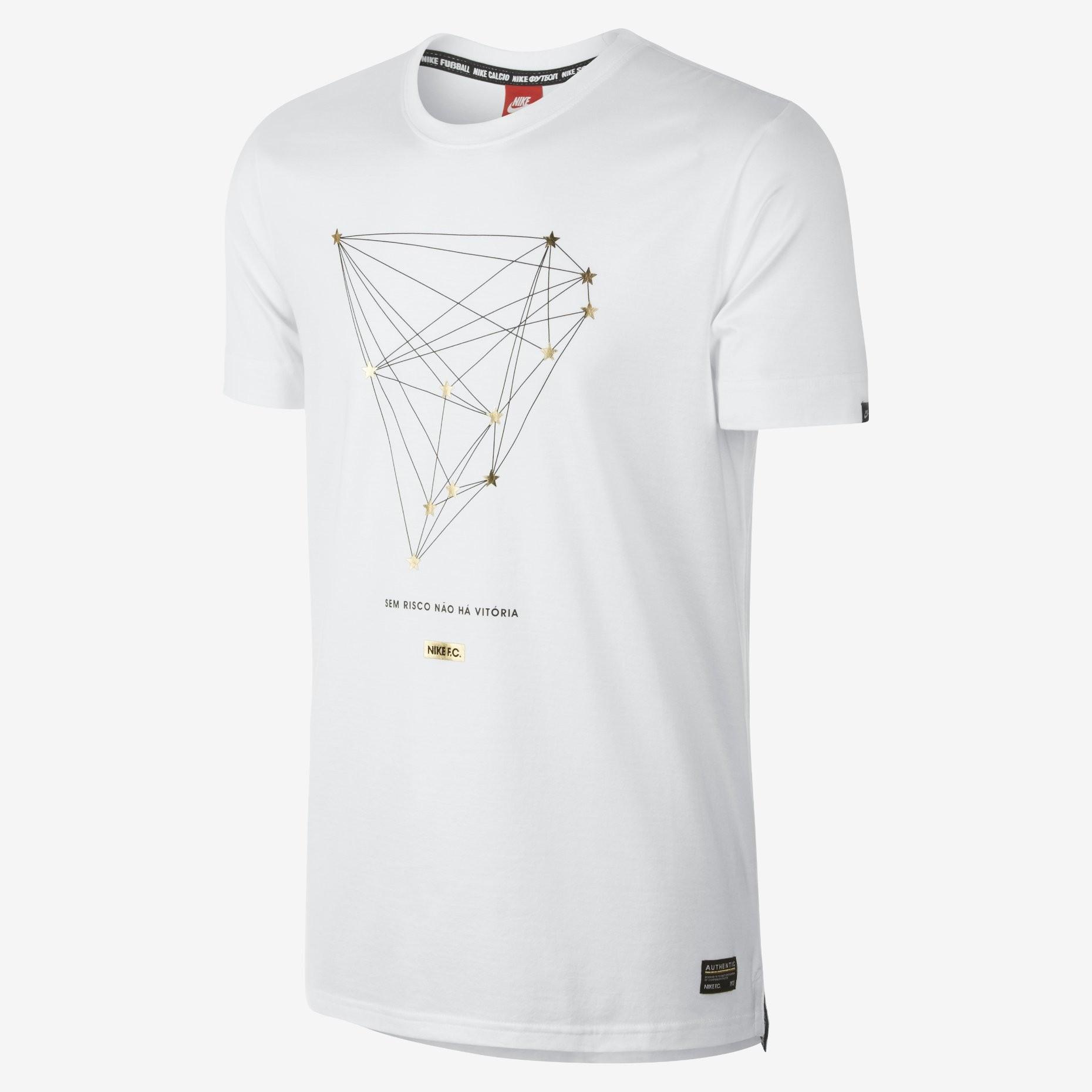 Adulto 100 Map Stars 635409 Camiseta F c Nike q4Xww8A