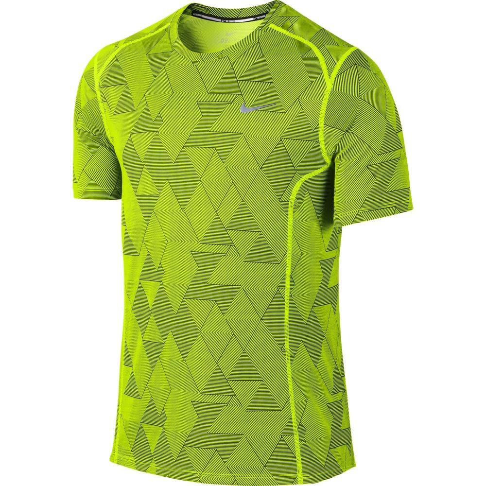 702 Nike 683529 Hombre Dri Run Fit Optical Camiseta Miler SGMLpqUzV