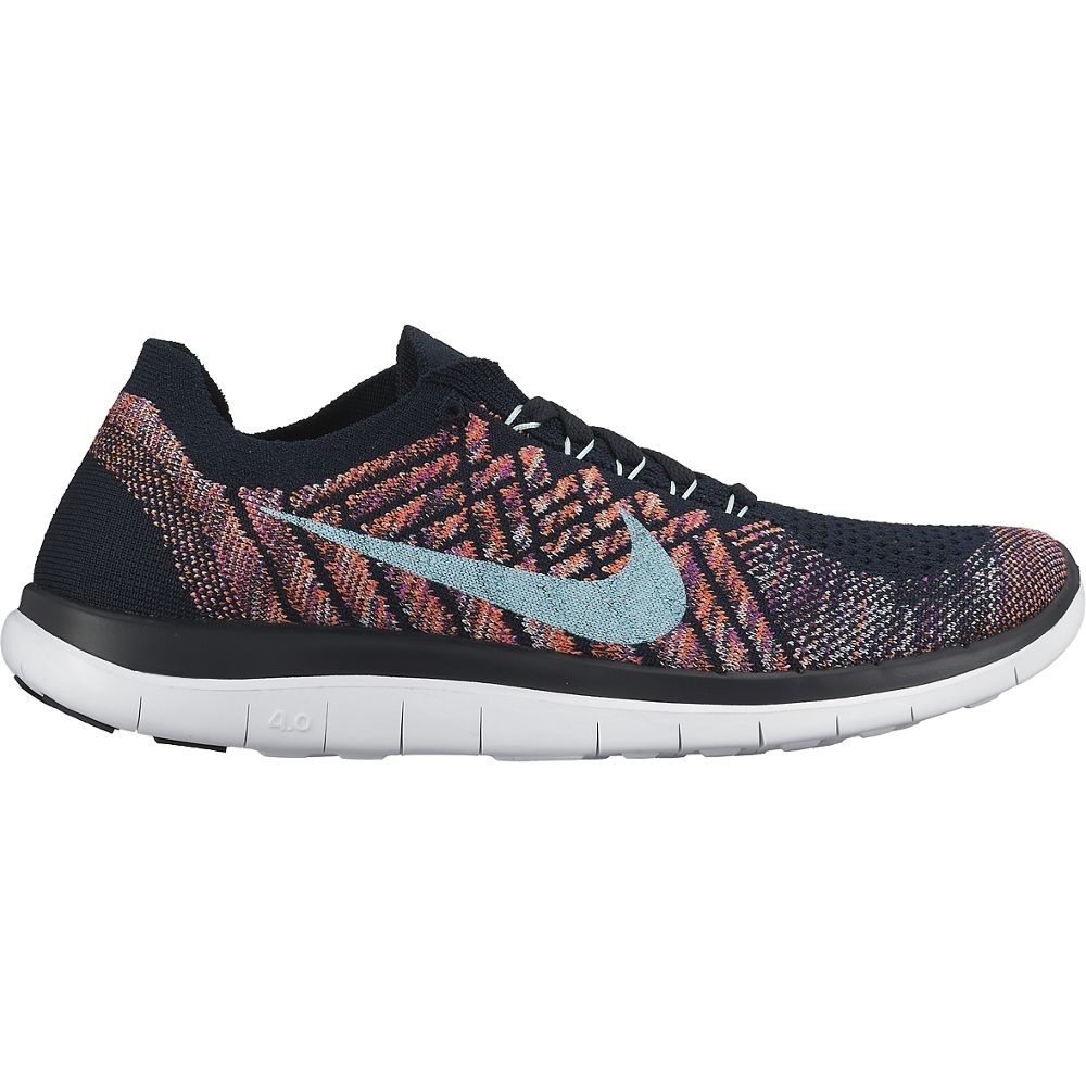 sports shoes 0584d a40e4 Zapatillas running nike free 4.0 flyknit mujer 717076-405