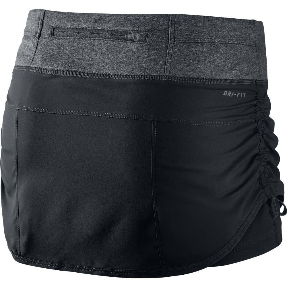 719755 Skirt 010 Mujer Falda Running Nike Pantalón Rival q4pU86w