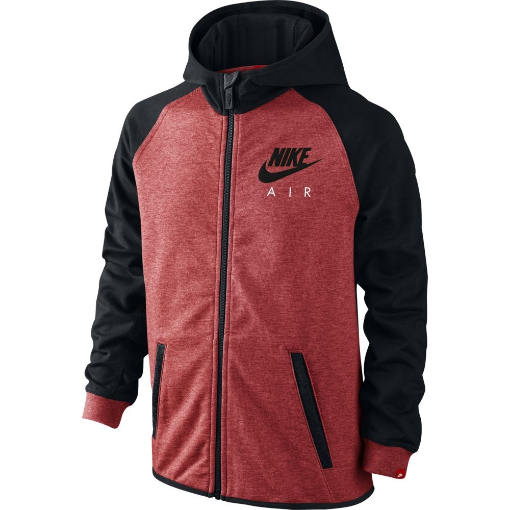 53e222c001612 CHAQUETA NIKE AIR LIGHTWEIGHT FULL-ZIP NINO 728847-672