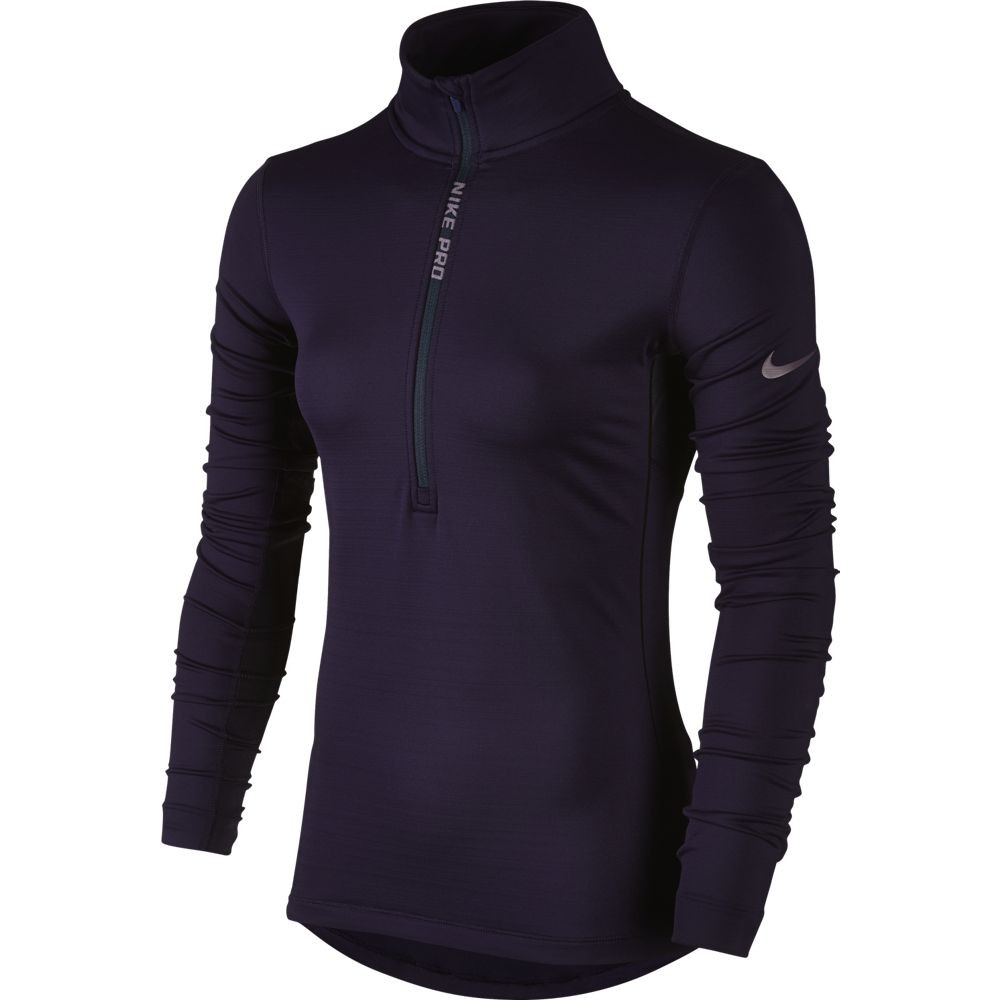 Nike Mujer Pro Training Camiseta 803120 524 Hyperwarm vw8NOmn0