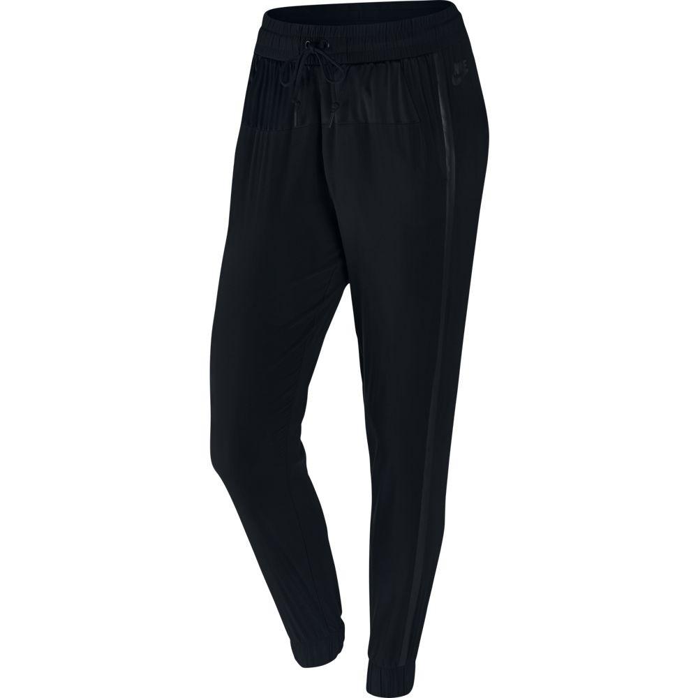 pantal n nike sportswear bonded mujer 804037 010. Black Bedroom Furniture Sets. Home Design Ideas