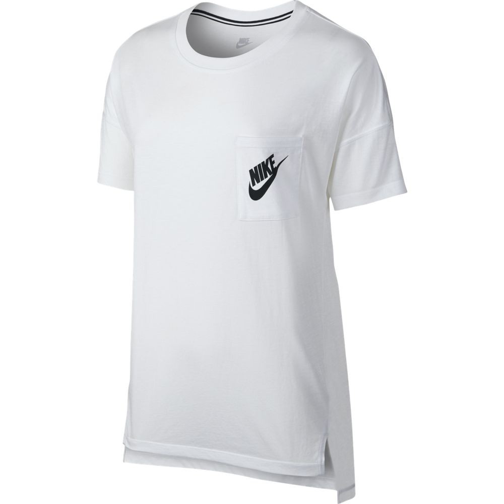 Wnpx80nkzo 100 Mujer Nike 807232 Camiseta Signal FT1JluKc3