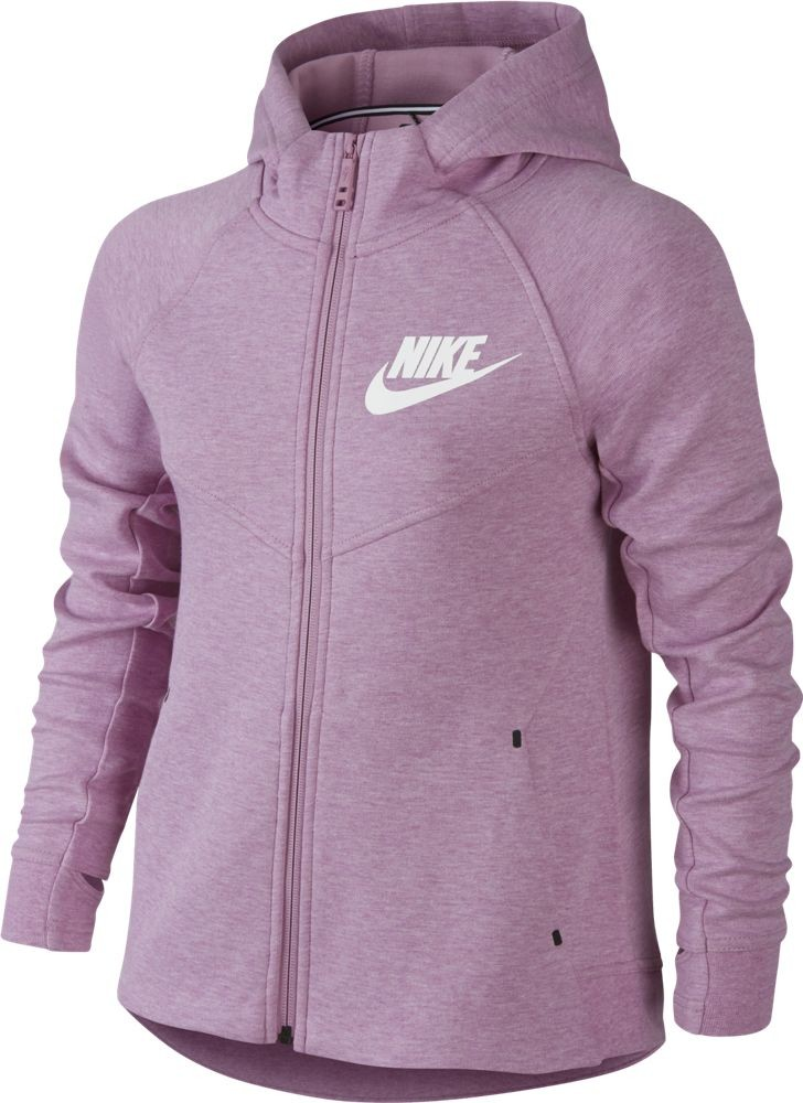 Sudadera Tech 565 Niña Sportswear Nike 845616 Fleece FfqrfE