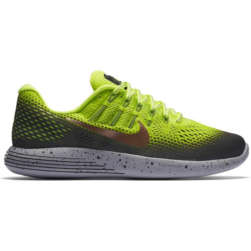 online store 0c691 28ae6 ZAPATILLAS RUNNING NIKE LUNARGLIDE 8 SHIELD HOMBRE 849568-700
