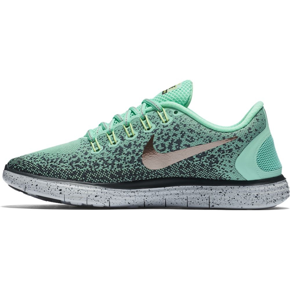 finest selection ffce1 072b5 ... ZAPATILLAS RUNNING NIKE FREE RN DISTANCE SHIELD MUJER. ref. 849661-300