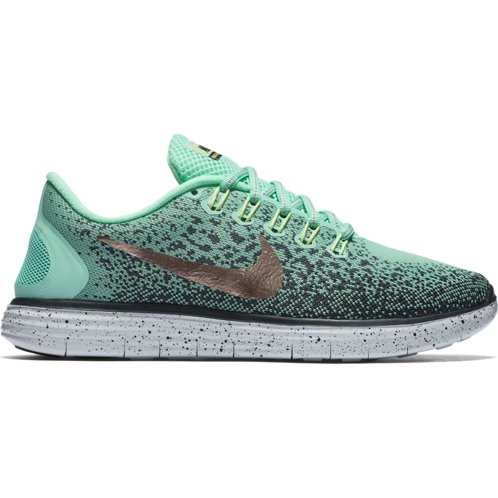 uk availability bd2e8 d0872 ZAPATILLAS RUNNING NIKE FREE RN DISTANCE SHIELD MUJER