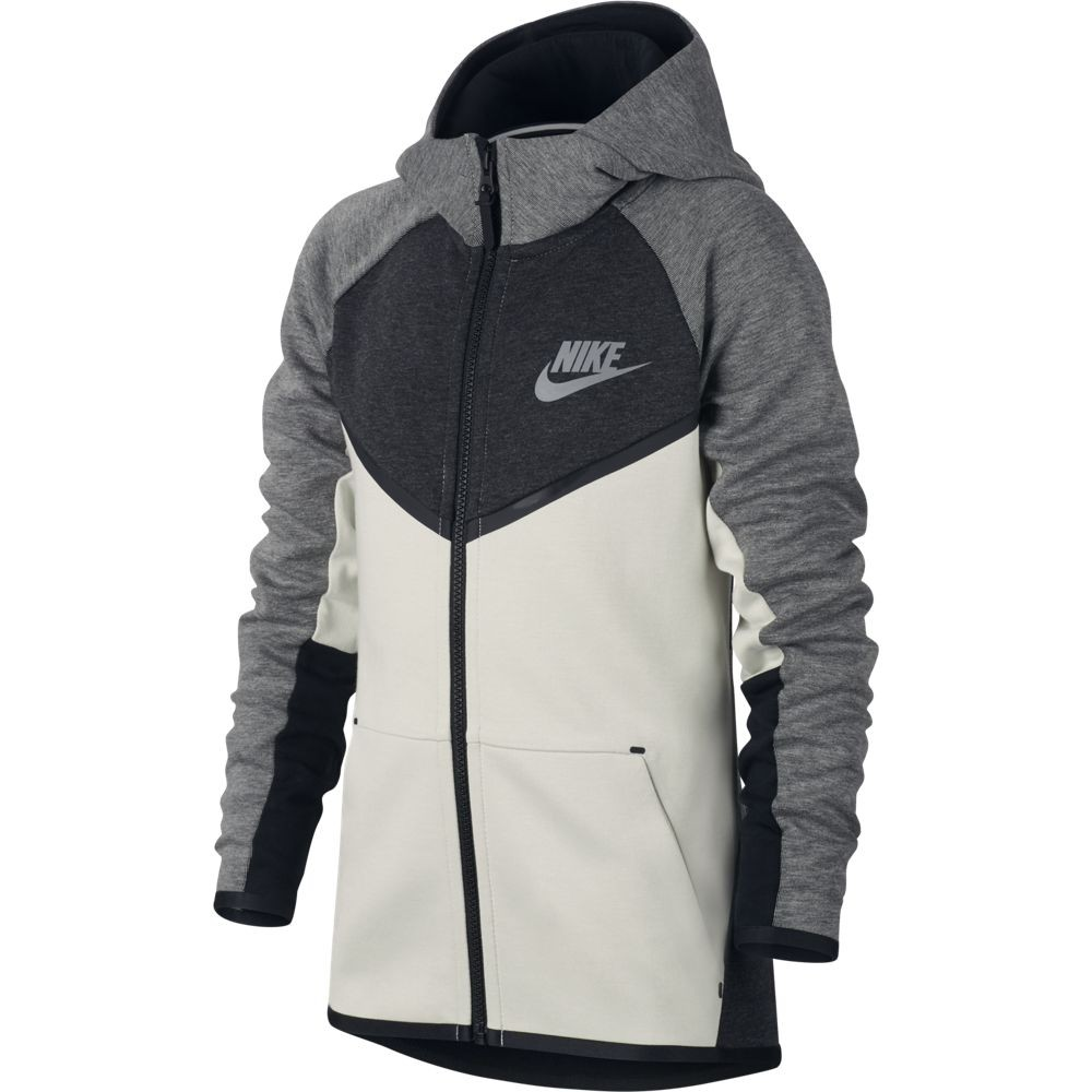5b3e62be7886c CHAQUETA NIKE TECH FLEECE NIÑO 856191-072