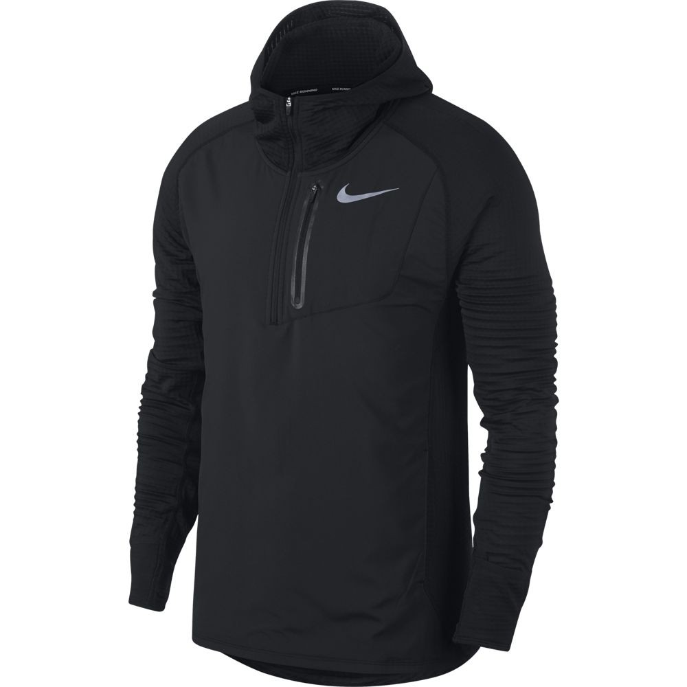 Hombre 859222 Element Nike Sudadera Therma 010 Sphere Hybrid Running vZPTwqY