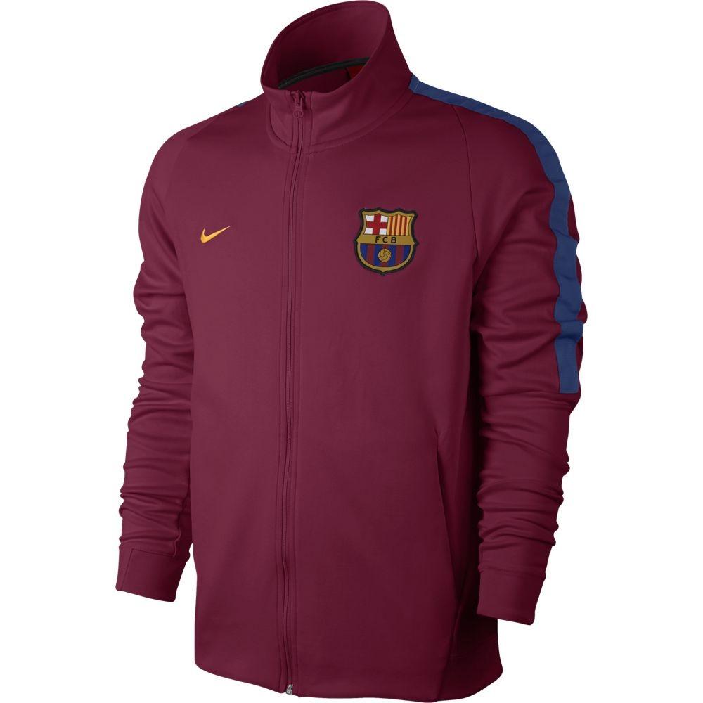 CHAQUETA OFICIAL FC BARCELONA 2017-2018 868925-620 71dc3fa187533
