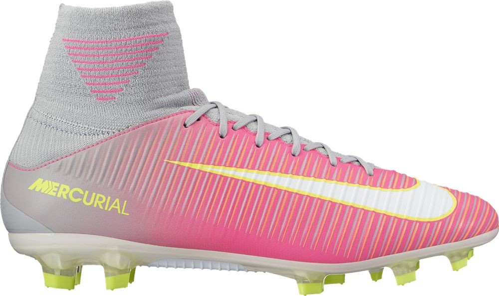 Botas Mujer Nike Veloce Fit Fg Dynamic Mercurial Fútbol Iii De FnTFr