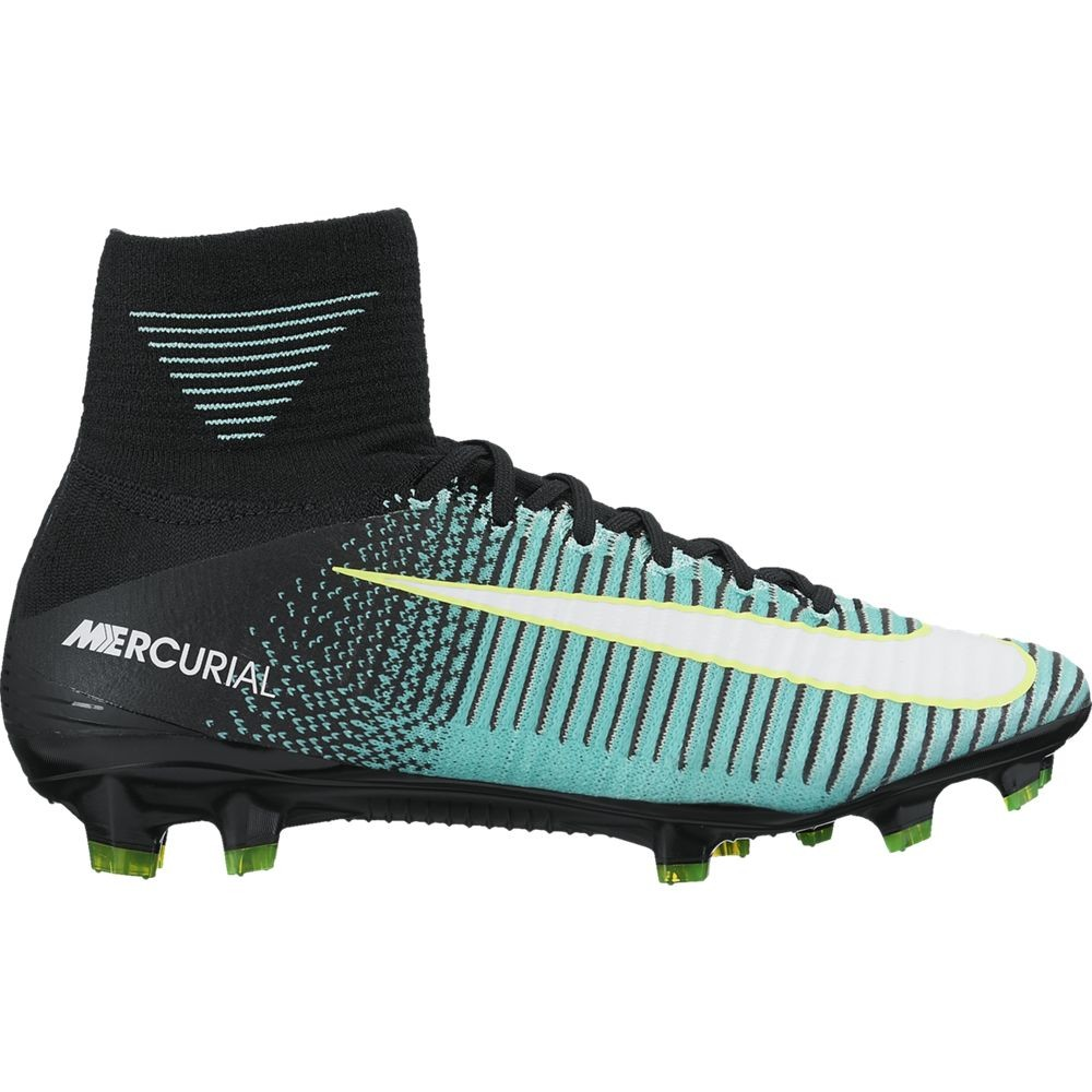 timeless design e6655 e9df3 BOTAS DE FÚTBOL NIKE MERCURIAL SUPERFLY V DYNAMIC FIT FG MUJER 917816-400